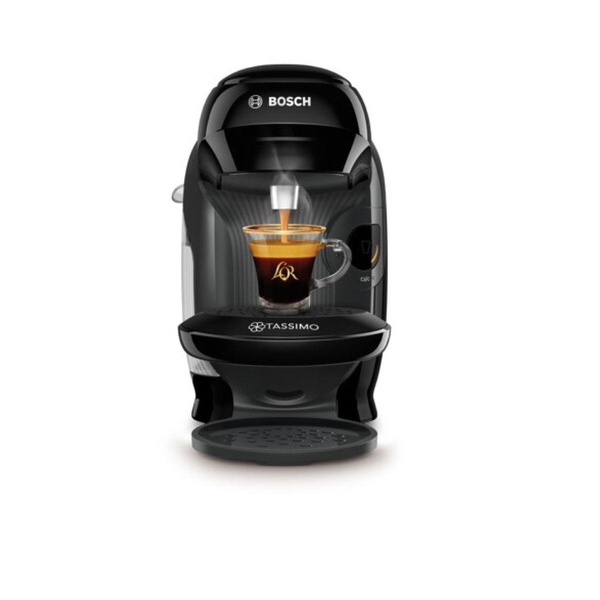 Machine Tassimo multi-boissons TAS1102 - Noir