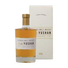 YUSHAN Scotch whisky blended malt 40% 70cl