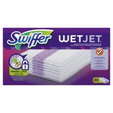 SWIFFER Wet Jet recharges lingettes 20 lingettes