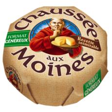 CHAUSSEE AUX MOINES Fromage au lait de vache pasteurisé 450g