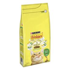 FRISKIES Croquettes au lapin poulet et légumes pour chat 2kg