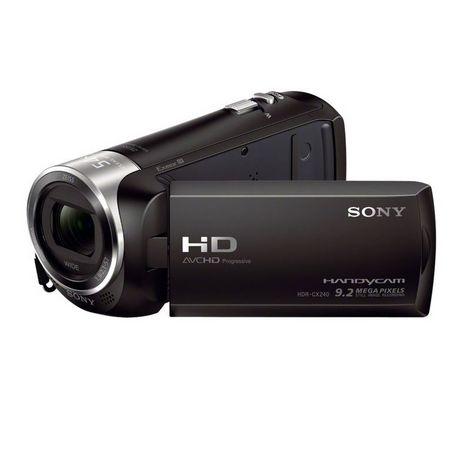 SONY Caméscope Numérique - HDR CX240E - Full HD
