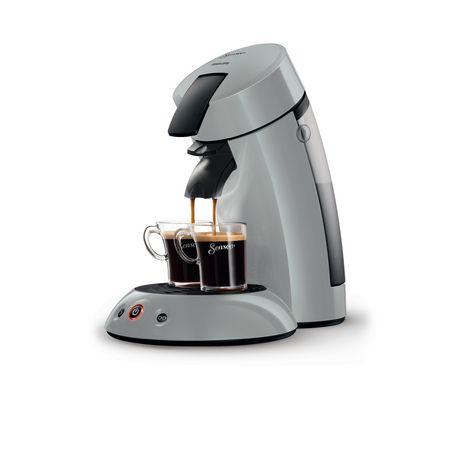 PHILIPS Cafetière à dosette HD7805/71 Senseo gris
