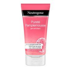 NEUTROGENA Visibly Clear gel nettoyant exfoliant pamplemousse rose 150ml