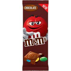 M&M'S Tablette de chocolat au lait fourrée aux minis M&M'S 165g