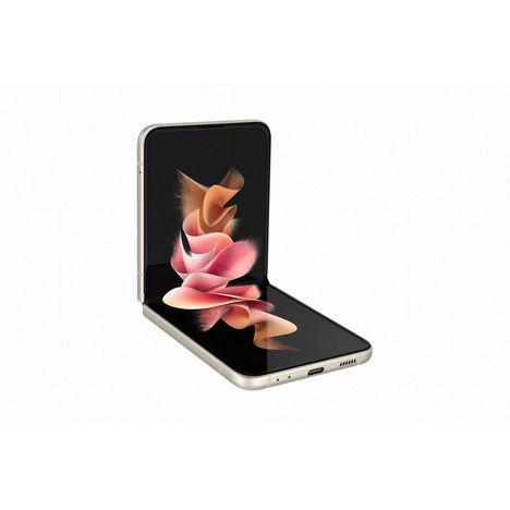 SAMSUNG Galaxy Z Flip3 5G - 128 Go - Crème
