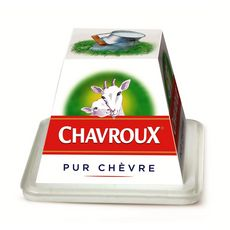 CHAVROUX Fromage de chèvre à tartiner 150g