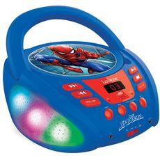 LEXIBOOK Lecteur CD Bluetooth SPIDERMAN