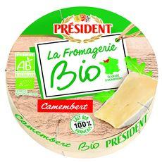PRESIDENT Camembert bio 250g