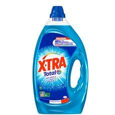 X-TRA Total+ lessive diluée fraîcheur longue durée 60 lavages 3l