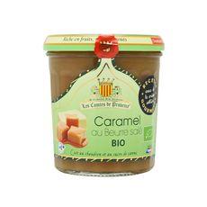 LES COMTES DE PROVENCE Pâte de caramel au beurre salé bio 330g
