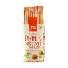 MON FOURNIL Mélange de farines bio sans gluten 800g