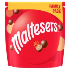 MALTESERS Billes chocolatées croquantes 440g