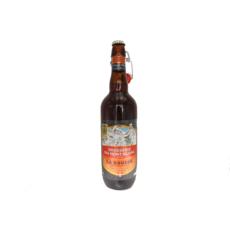 BRASSERIE MONT BLANC Bière rousse 6,5% 75cl