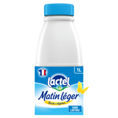 LACTEL Matin léger facile à digérer 1L