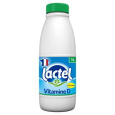 LACTEL Lait écrémé UHT 1L