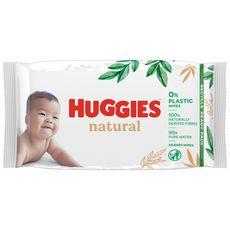 Huggies HUGGIES Lingette pure biodégradable