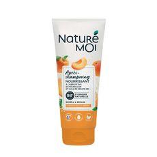 NATURÉ MOI Après-shampooing nourrissant abricot & argan bio cheveux secs 200ml