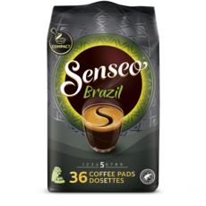 SENSEO Dosettes café Brazil 36 dosettes 250g