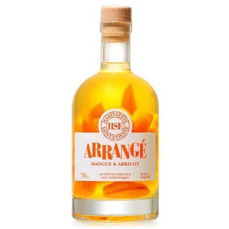HSE Boisson à base de Rhum  Mangue et Abricot 32%