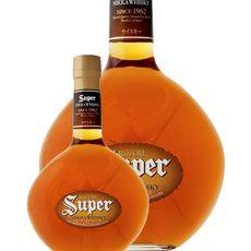 NIKKA Whisky blended malt Super Nikka 43% 70cl