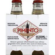 PIMENTO Boisson ginger beer 0%
