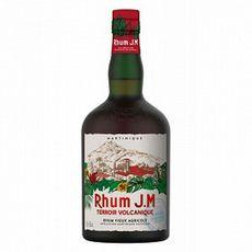 J.M Rhum vieux agricole J.M AOC Terroir Volcanique 43% 70cl