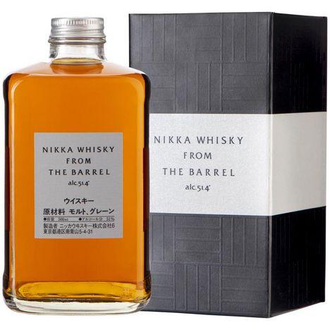 NIKKA Whisky blended malt from the Barrel 51,4%