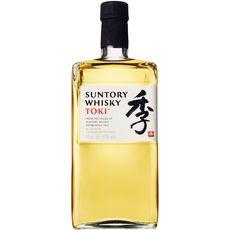 TOKI SUNTORY Whisky blended malt Toki Suntory 43% 70cl