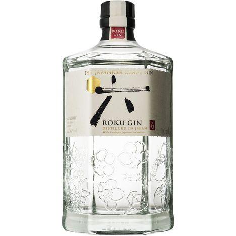 ROKU Gin japonais 43%