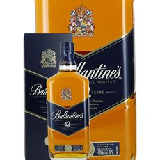 BALLANTINES Scotch whisky ecossais 40% 12 ans 1l