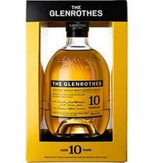 GLENROTHES Scotch whisky single malt ecossais 40% 10 ans 70cl