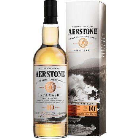 AERSTONE Scotch whisky single malt ecossais Sea Cask 40% 10 ans