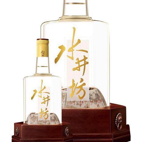 SHUI JING FANG Wellbay Vodka 52%