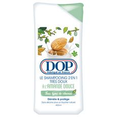 DOP Shampooing très doux amande douce tous types de cheveux 400ml