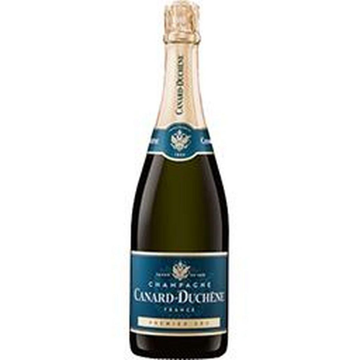 AOP Champagne Canard Duchêne 1er Cru Brut