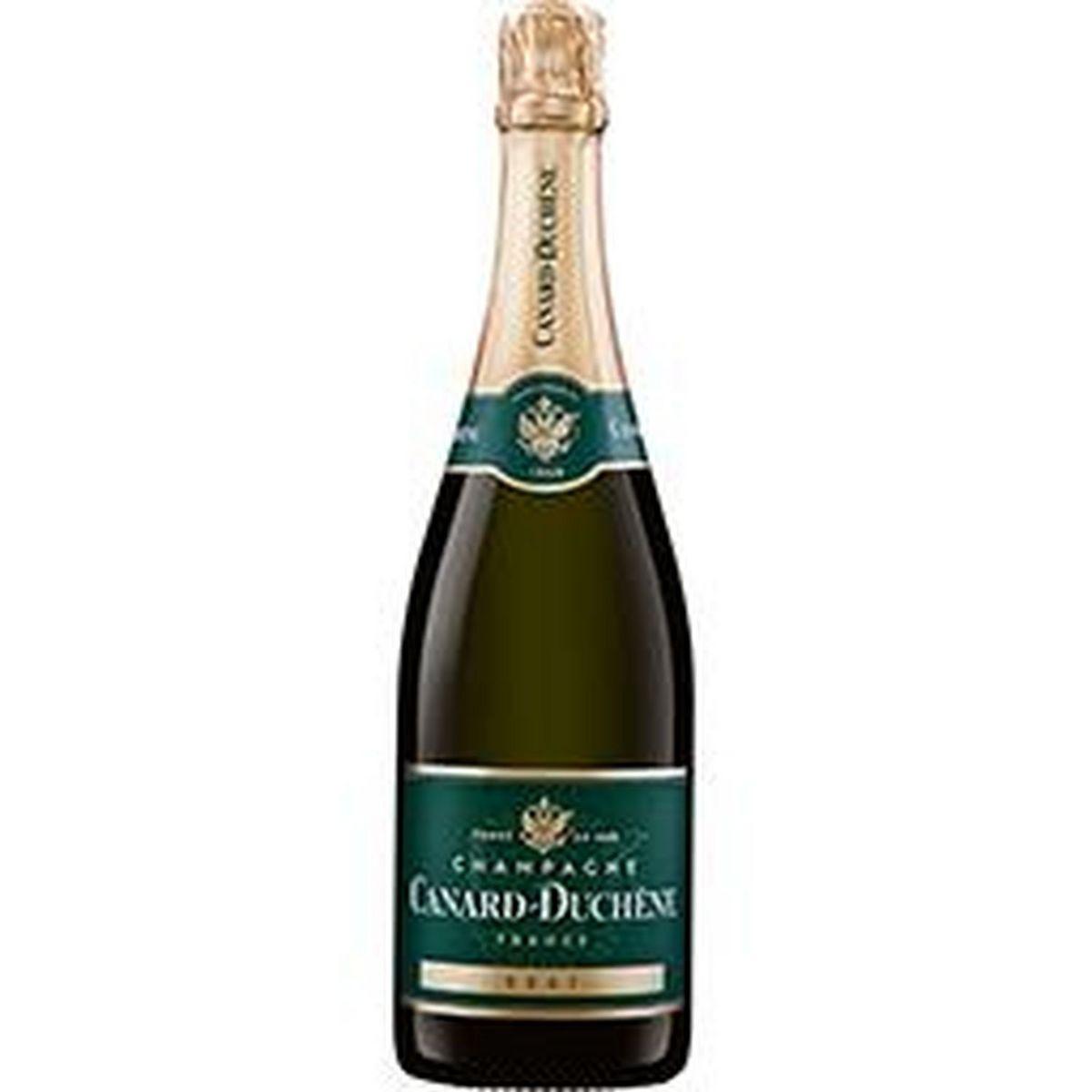 AOP Champagne Brut Canard Duchêne