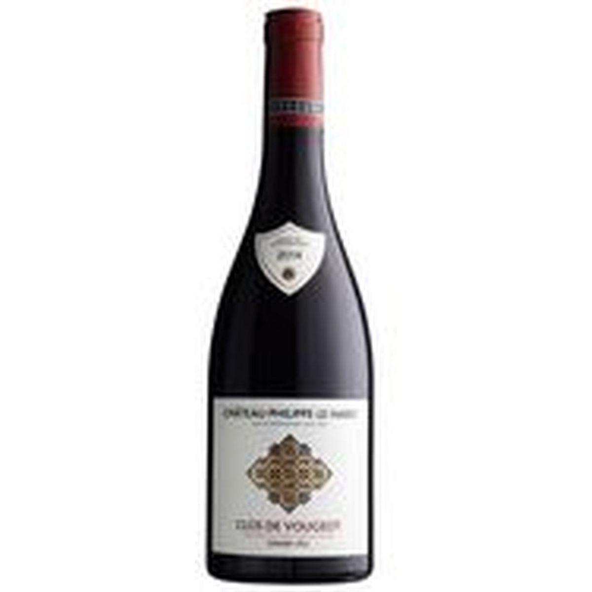 AOP Beaune Clos de Vougeot G. Cru Château Philippe Le Hardi rouge 2014
