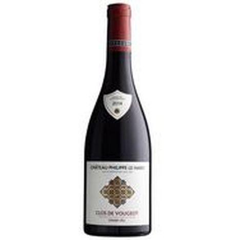 SANS MARQUE AOP Beaune Clos de Vougeot G. Cru Château Philippe Le Hardi rouge 2014