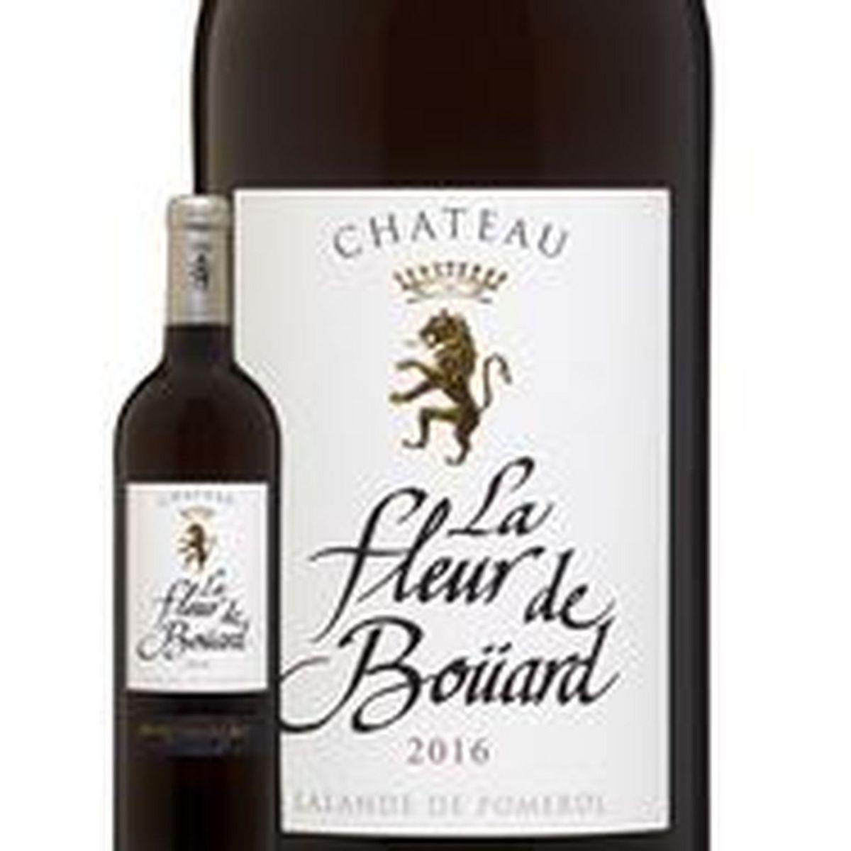 AOP Lalande-de-Pomerol Château Fleur de Bouärd rouge 2016