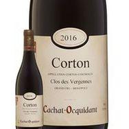 SANS MARQUE AOP Corton Domaine Cachat-Ocquidant Vieilles Vignes Grand Cru rouge 2017
