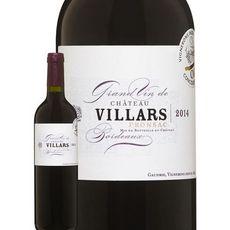 AOP Fronsac Château Villars rouge 2014 75cl