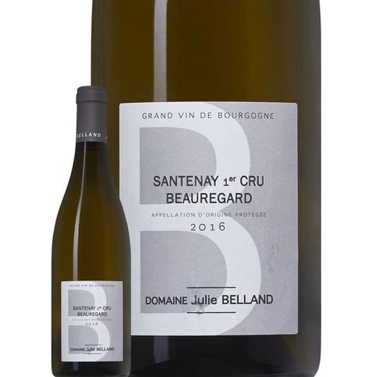 AOP Santenay Premier Cru Domaine Julie Belland Beauregard blanc 2016