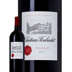 AOP Pauillac Magnum Château Fonbadet 2017 rouge 75cl