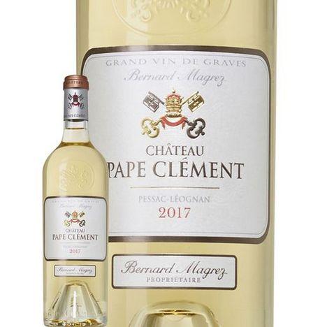 SANS MARQUE AOP Pessac Léognan Château Pape Clément blanc 2017