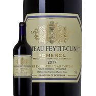 SANS MARQUE AOP Pomerol Château Feytit Clinet rouge 2017