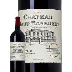 AOP Saint Estèphe Château Haut Marbuzet rouge 2017 Magnum Magnum 1,5L
