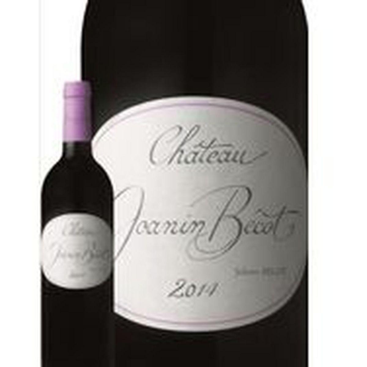 AOP Côtes-de-Bordeaux Château Joanin Bécot rouge 2014