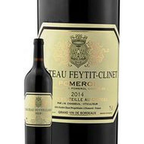 SANS MARQUE AOP Pomerol Château Feytit Clinet rouge