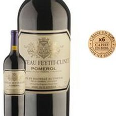 AOP Pomerol Château Feytit Clinet rouge 2013 75cl
